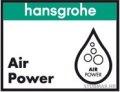 Hnasgrohe AirPower tehnologija ispiranja vode