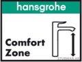 Hansgrohe Comfort Zone inovativna tehnologija prostora