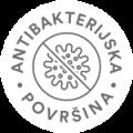 Antibakterijska površina tuš kade