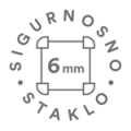 staklo 6mm